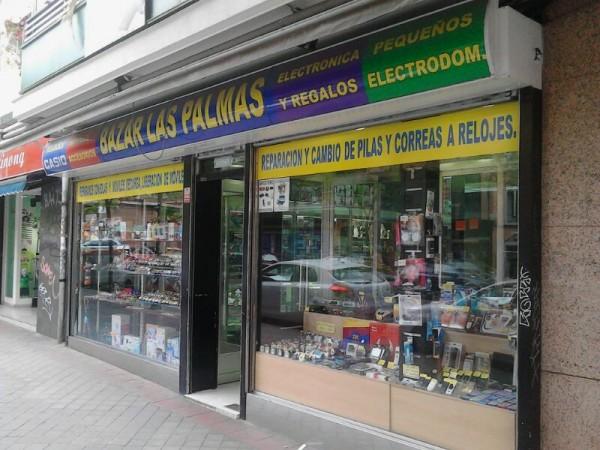 Las Madrid Carabanchel En Palmas Bazar Comercial Guia oCBrdxWe