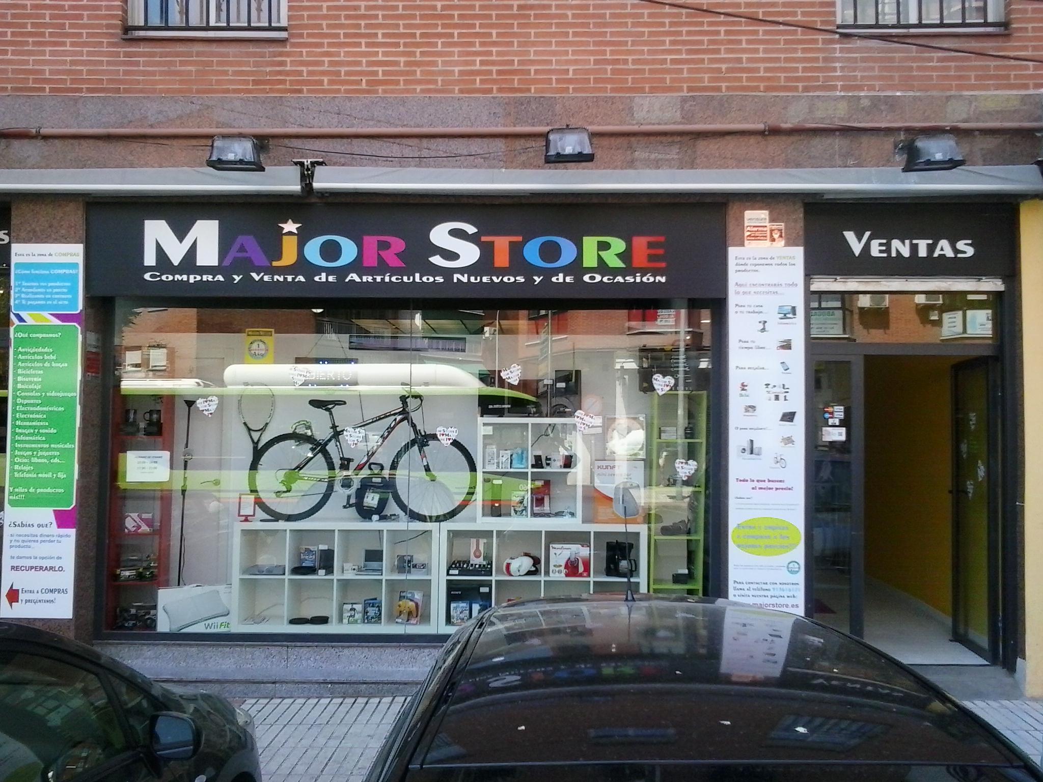 Major Store Fuenlabrada Segunda Mano Electrodomésticos