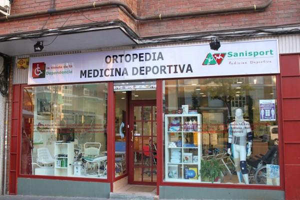 Ortopedia La tienda de la Dependencia en Carabanchel