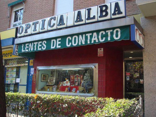 bf1c37773f Centro Óptico Alba Óptica en Aluche - Guia Comercial Madrid