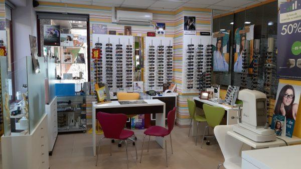 77f239537b Centro Optico Sanfer Imagen Optica en Aluche - Guia Comercial Madrid
